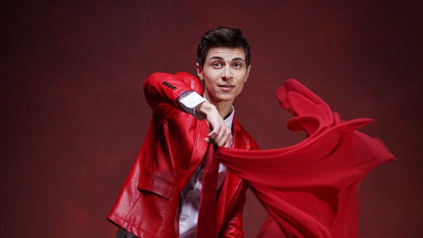 """Let's Dance""-Kandidat Lukas Rieger"