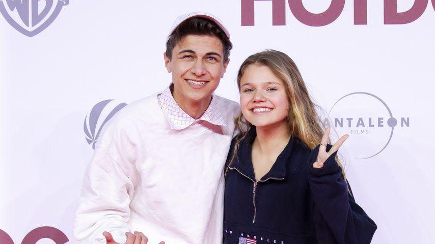 Lukas Rieger war Faye Montanas erster und einziger Freund