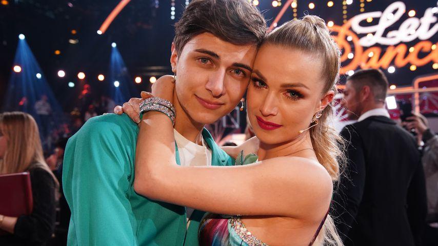 """Lukas Rieger war auf den """"Let's Dance""""-Exit nicht gefasst!"""