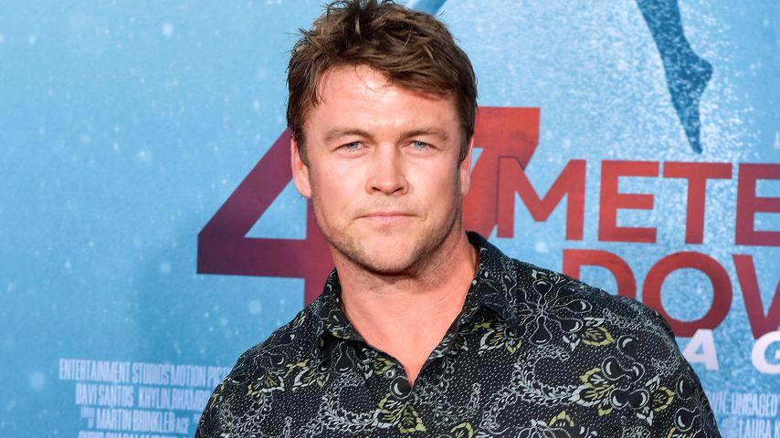 """Luke Hemsworth bei der Premiere von """"47 Meters Down Uncaged"""""""