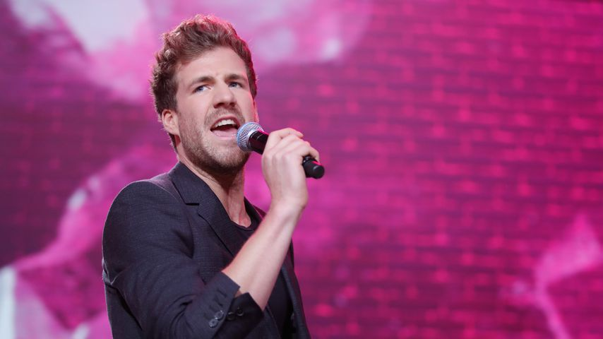 Comedy-Star Luke Mockridge