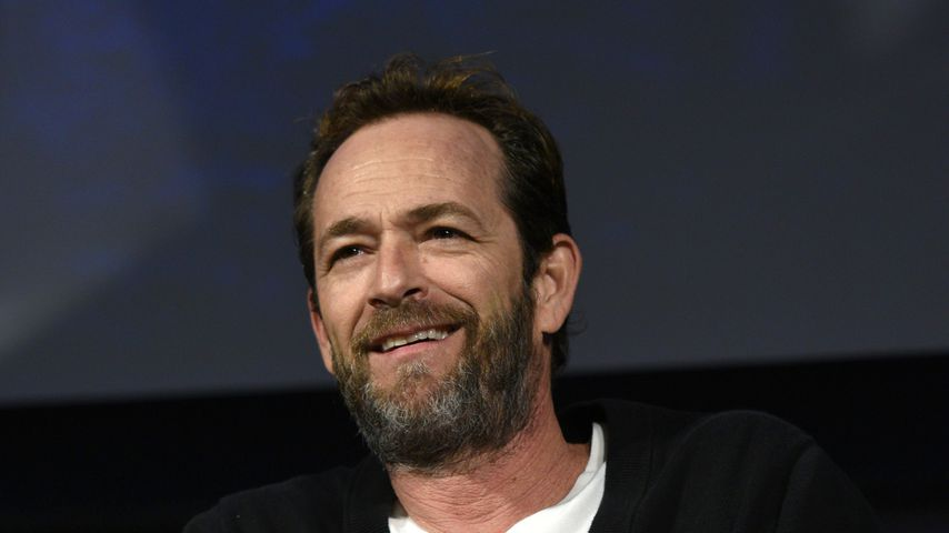 Luke Perry im Oktober 2018