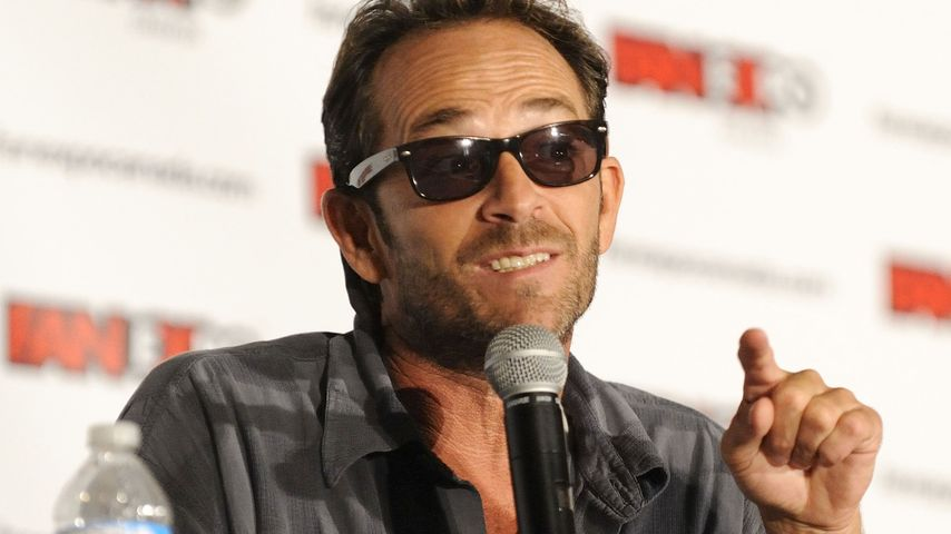 "Luke Perry auf der ""Fan Expo Canada 2013"""