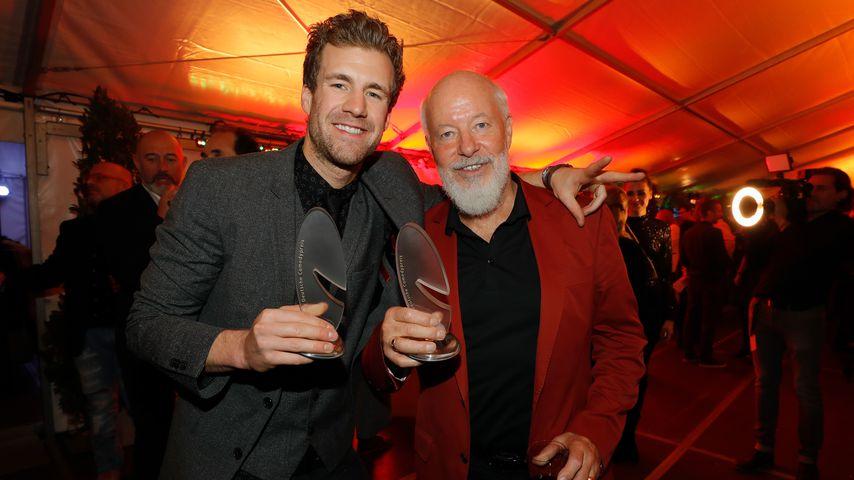Luke und Bill Mockridge beim Deutschen Comedypreis 2017