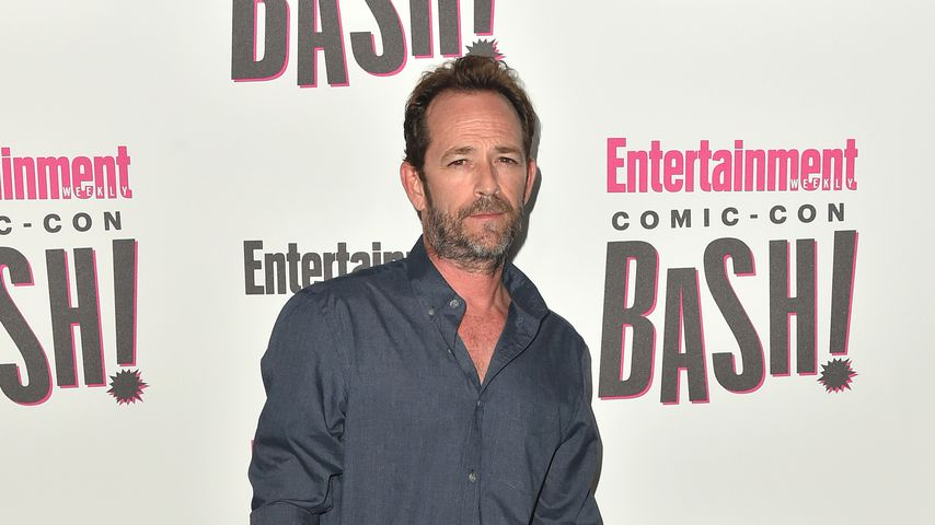 Luke Perry in San Diego