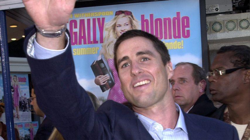 """Luke Wilson bei der Premiere von """"Natürlich Blond"""" im Juni 2001"""