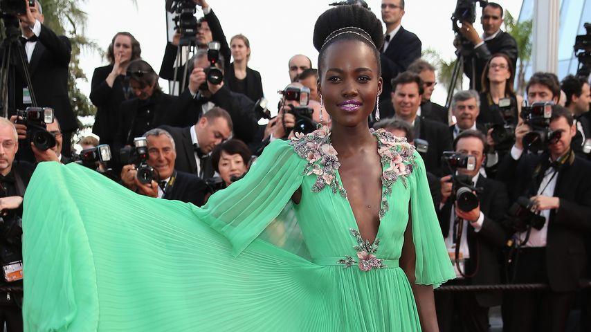 Lupita Nyong'o auf den Filmfestspielen in Cannes
