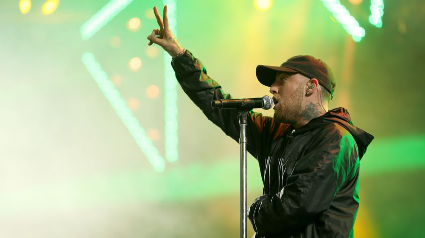US-Rapper Mac Miller