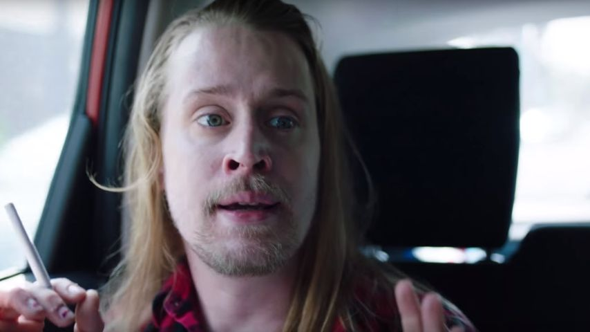 "Er ist wieder da: Macaulay Culkin spielt (Psycho-)""Kevin"""