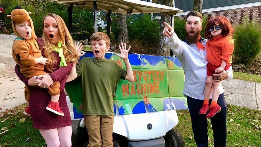 Maci Bookout und Taylor McKinney mit ihren Kindern