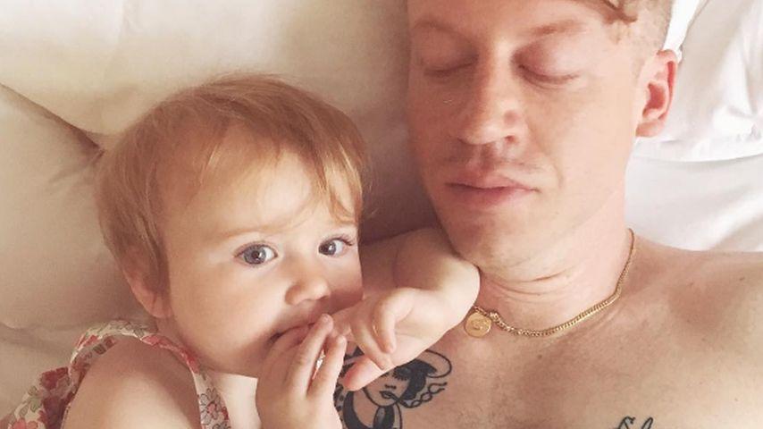 Papas ganzer Stolz: Macklemore überrascht mit Tochter-Tattoo