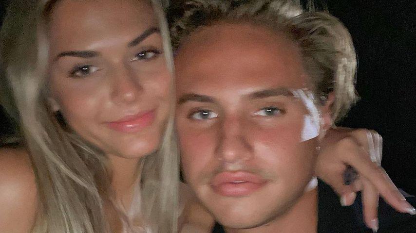 Maddie Haley und Daniel Mickelson