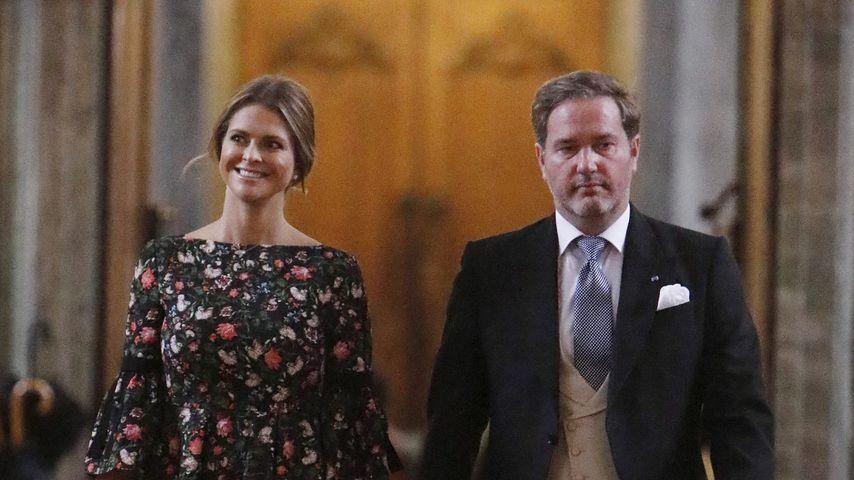 Nach einem Jahr: Neue Fotos von Prinzessin Madeleines Mann
