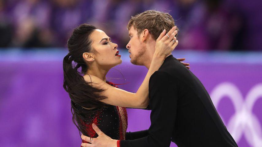 Süßestes Olympia-Paar? Dieses Eistanz-Duo ist big in love!