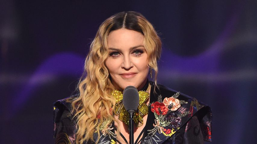 Madonna beim Billboard Women in Music-Event