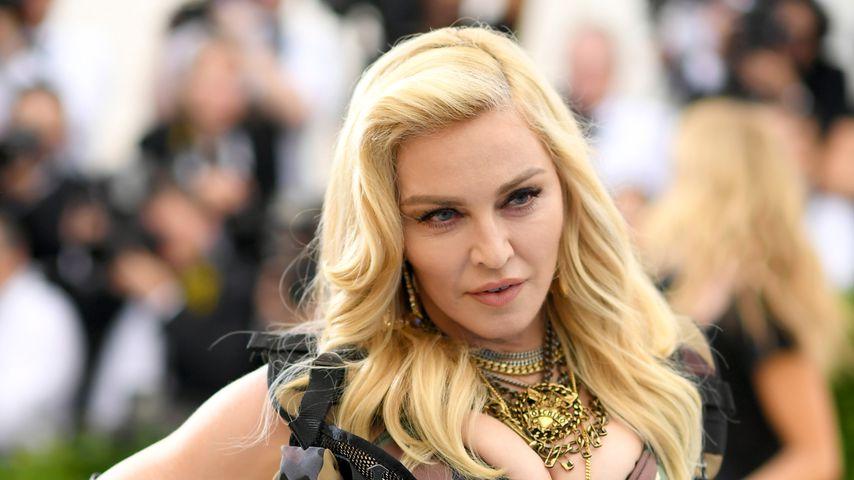 Madonna auf der Met Gala 2017