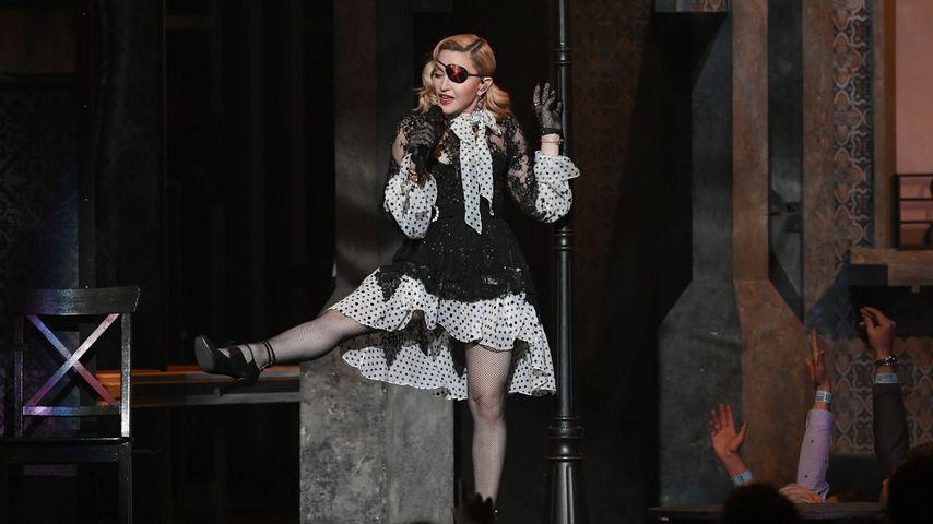 """""""Ugh"""": Madonna kann ihre eigenen Songs nicht mehr hören!"""