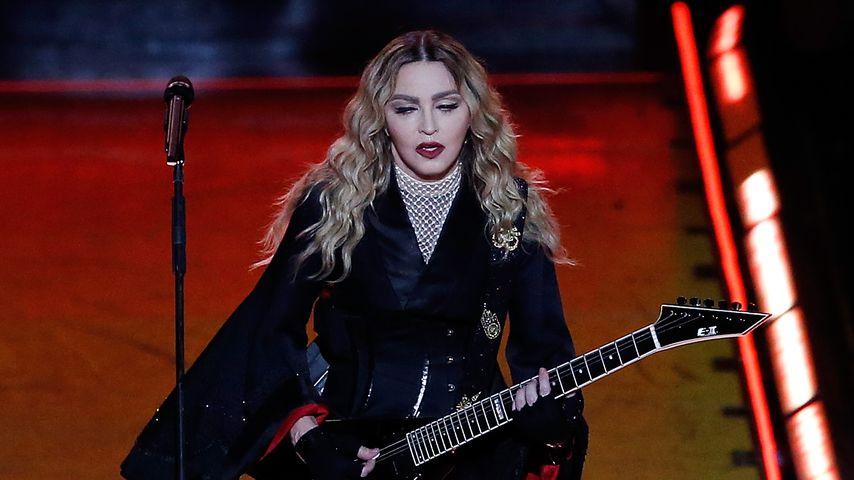 """Madonna bei ihrer """"Rebel Heart""""-Tour in Sydney"""