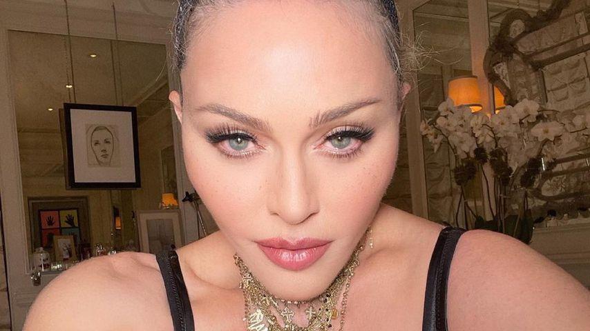 Keine einzige Falte! Madonnas Gesicht wird immer... jünger?