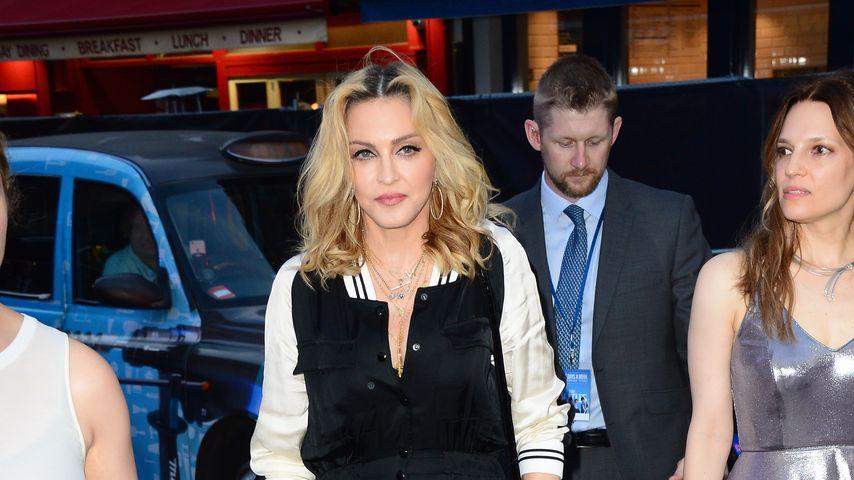 Jugendliche Madonna: Dieser Makel verrät ihr wahres Alter!