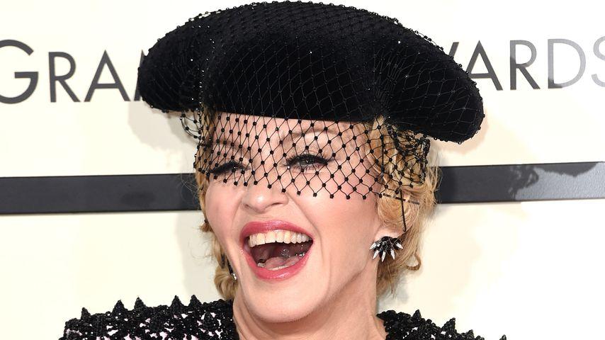 Madonna bei den Grammy Awards, Februar 2015