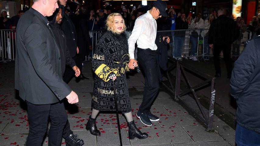 Madonna in Paris, 2020