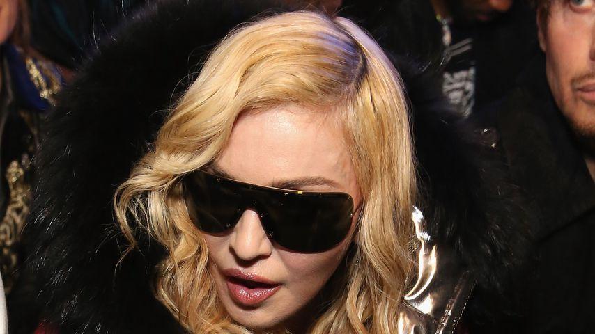 Madonna bei der New York Fashion Week 2017