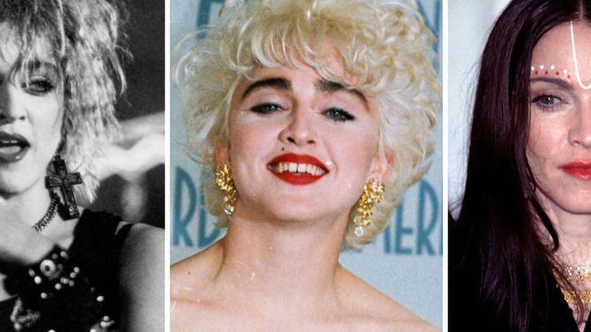 Mode-Evolution: Madonnas Looks über die Jahre