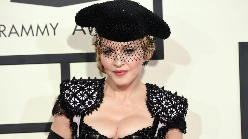 Madonna bei den Grammy Awards, 2015