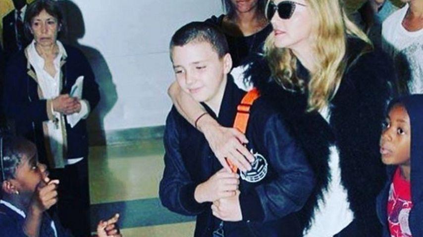 Emotional! Madonna gedenkt harmonischen Familien-Zeiten