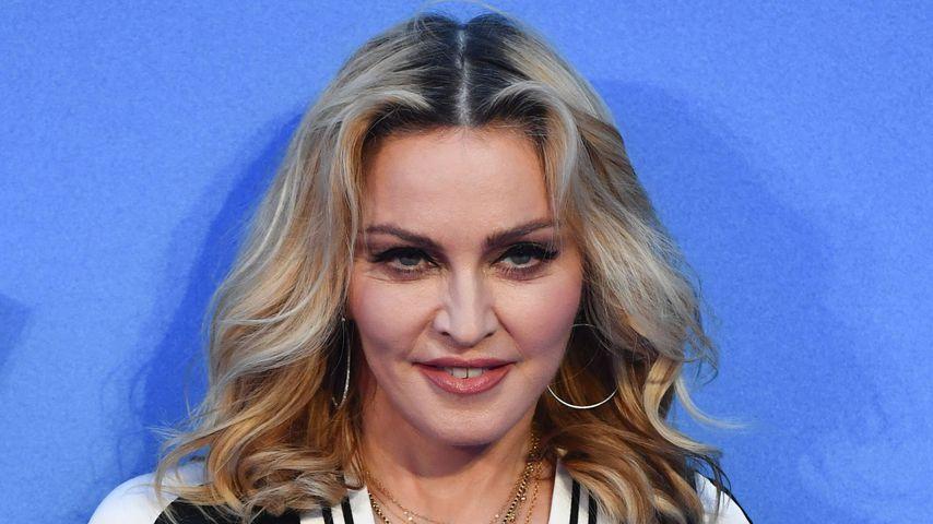 Madonna im September 2016 in London
