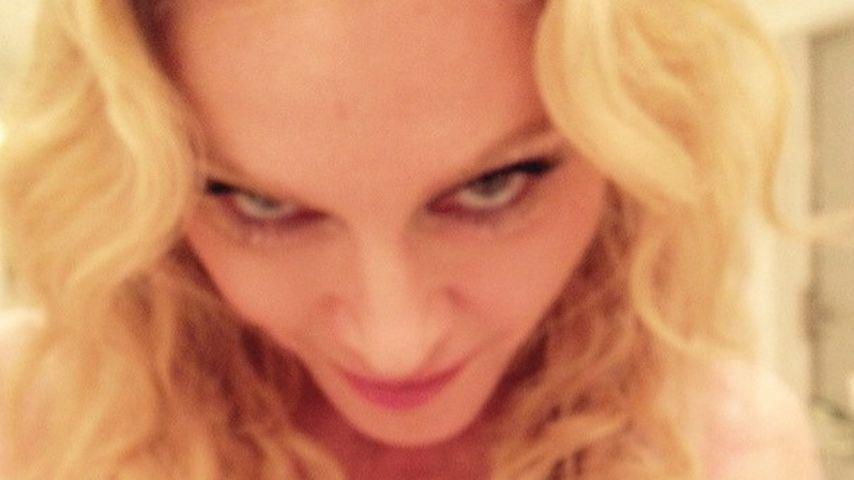 """Madonna verspricht: """"Ich werde niemals aufhören!"""""""