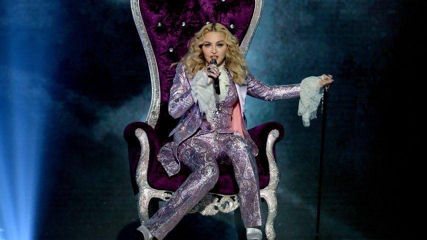 Kurz vor knapp: Steht Madonnas ESC-Auftritt auf der Kippe?
