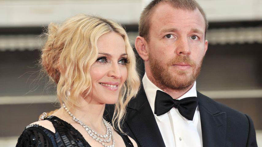 Zweite Ehe: Madonna-Ex Guy Ritchie unter der Haube!
