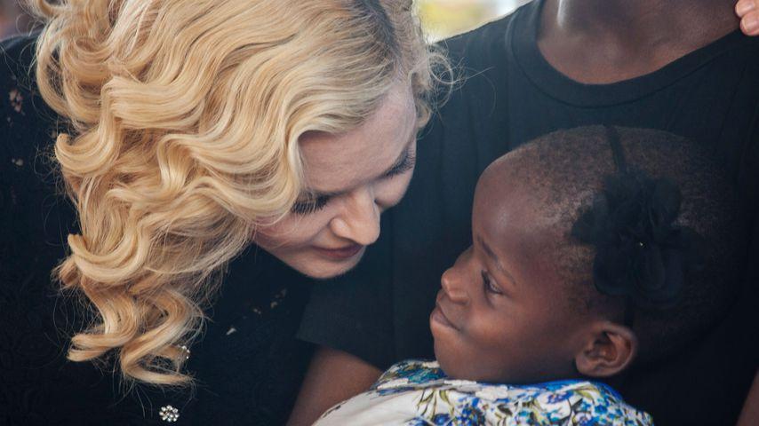 Madonna und ihre Tochter