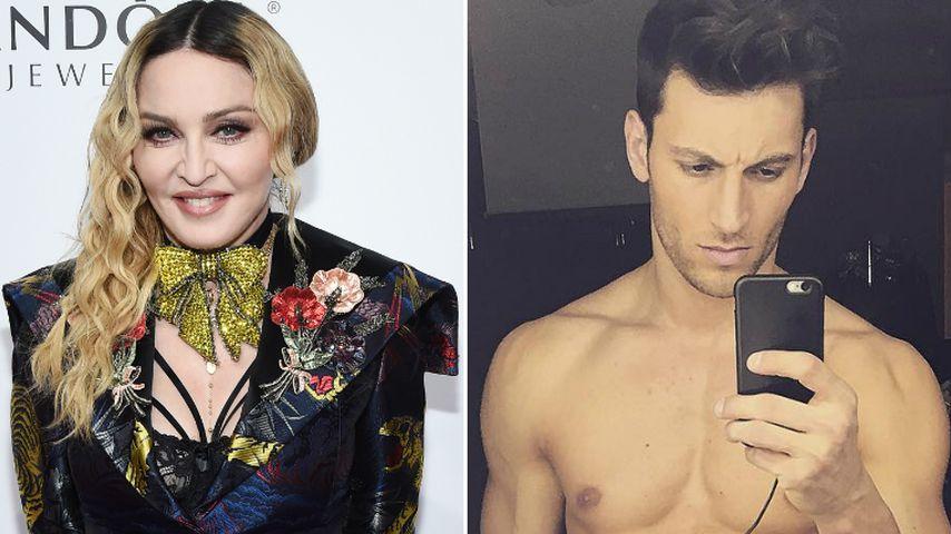Neuer Lover! Madonna tauscht Toyboy gegen älteren Hottie