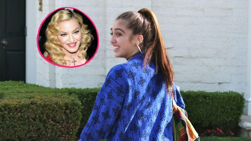 Lourdes neuer Freund: DAS denkt Mama Madonna!
