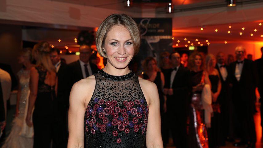Magdalena Neuner im November 2019