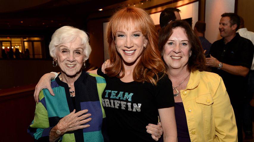 Maggie, Kathy und Joyce Griffin