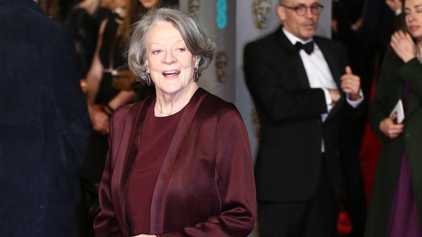 """Maggie Smith mochte """"Harry Potter"""" und """"Downton""""-Rolle nicht"""