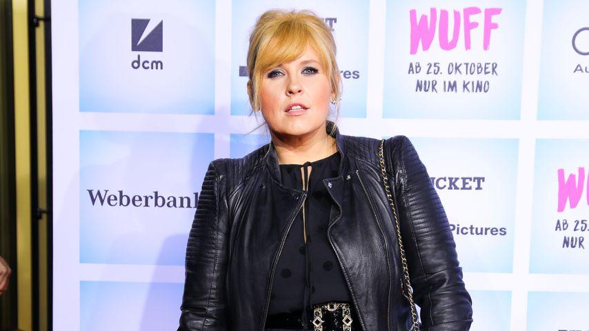 """Maite Kelly bei der Premiere von """"Wuff"""" in Berlin"""