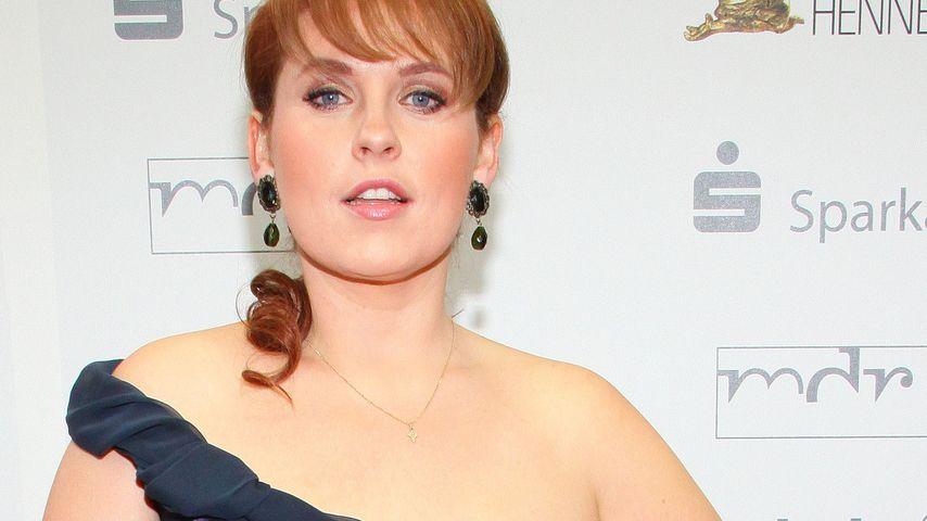 Dreh mit AWZ-Igor: Wird Maite Kelly nun Soap Star?