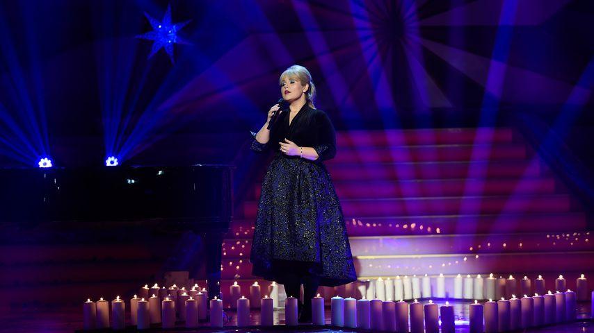 """Maite Kelly beim """"Advents der 100.000 Lichter"""" 2018"""