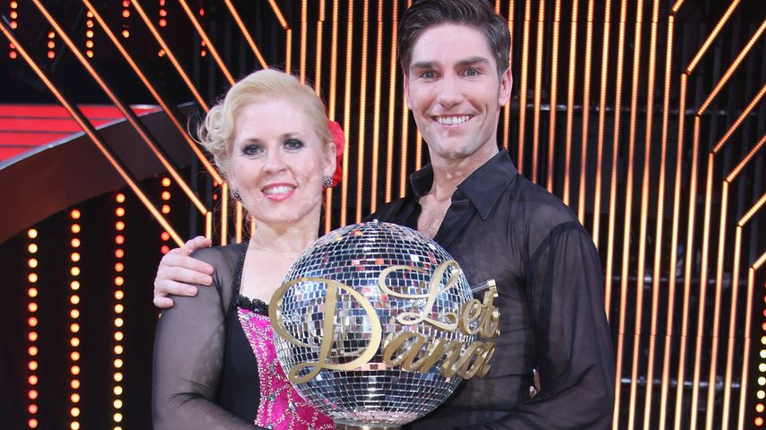 "Maite Kelly und Christian Polanc bei ""Let's Dance"""