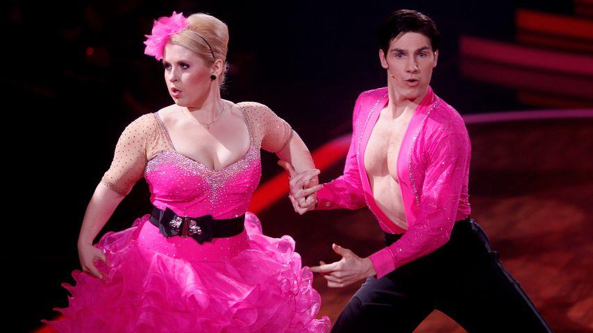 """Maite Kelly und Christian Polanc in der ersten Folge von """"Let's Dance"""" 2011"""