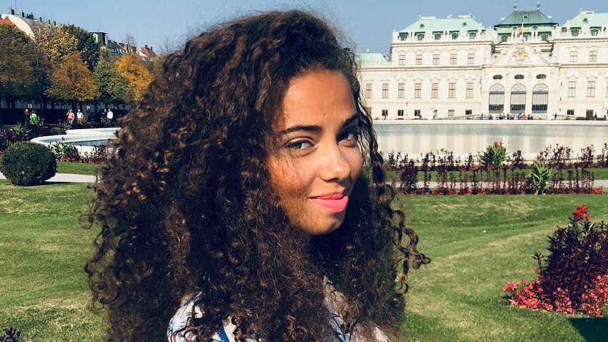 Sängerin Makeda in Wien