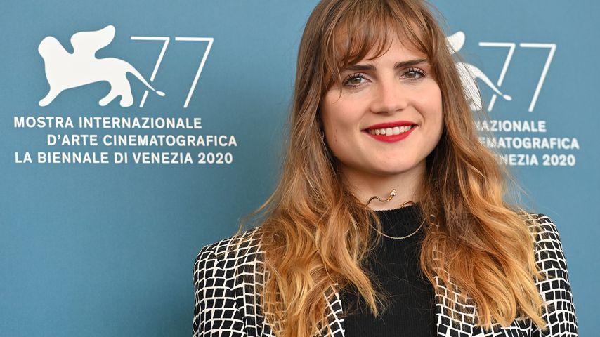 """Mala Emde bei einem """"Und morgen die ganze Welt""""-Fotoshooting in Venedig im September 2020"""