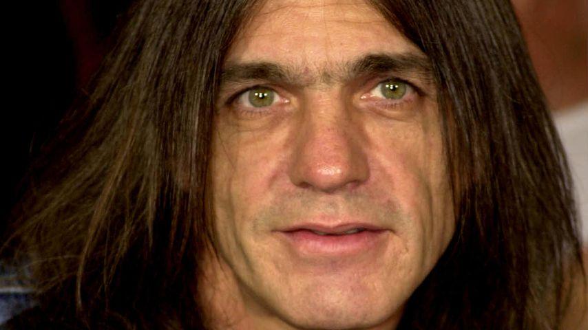 Mit 64 Jahren: AC/DC-Gitarrist Malcolm Young ist tot!