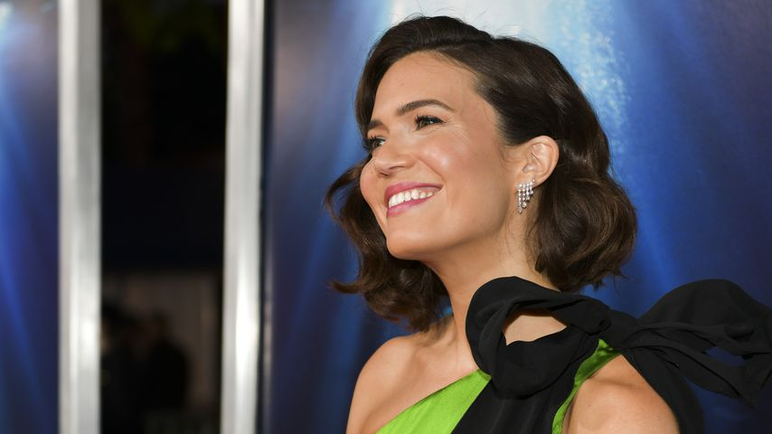 Mandy Moore, Schauspielerin