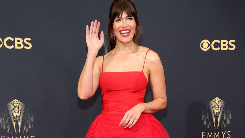 Mandy Moore bei den Emmy Awards 2021